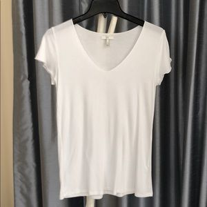 Joie white t-shirt